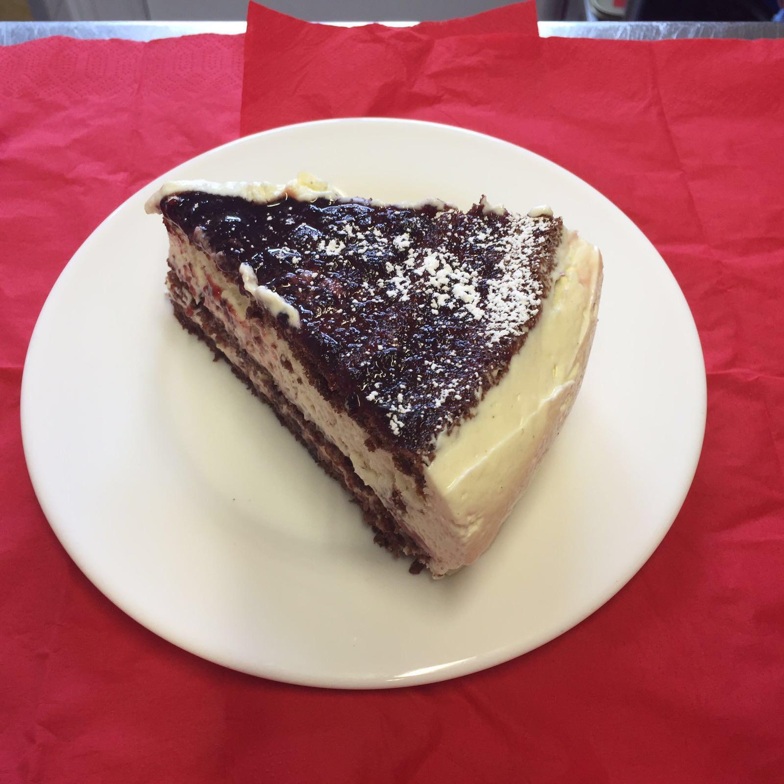 Kuchenangebot für ses Wochenende Cafe Anno