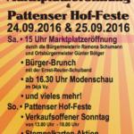 Hof-Feste