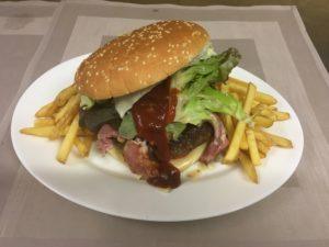 ANNO ́s MEGA Burger