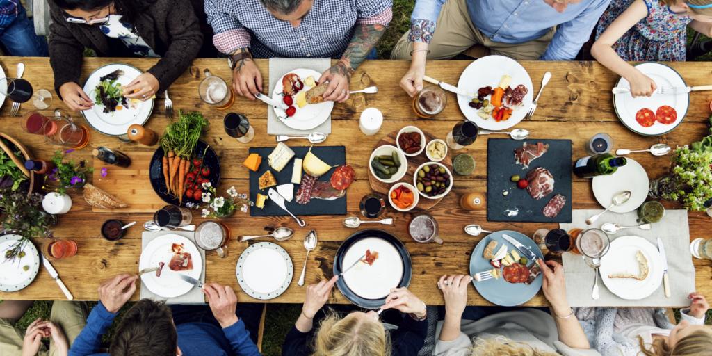 Tisch Essen